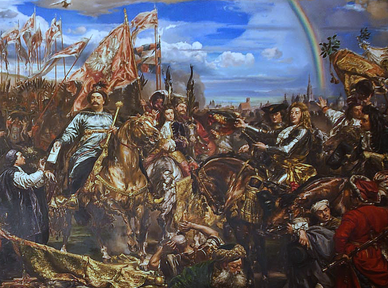 King_John_III_Sobieski_Sobieski_sending_Message_of_Victory_to_the_Pope_after_the_Battle_of_Vienna_111