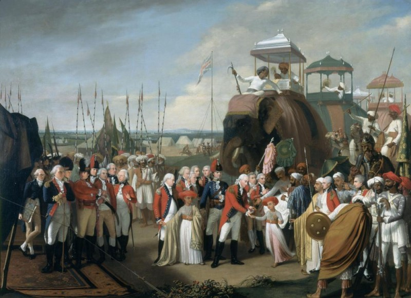 Surrender_of_Tipu_Sultan